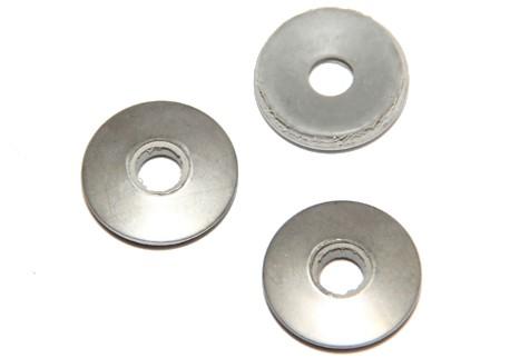 Střešní - ocelové s gumou, zinek