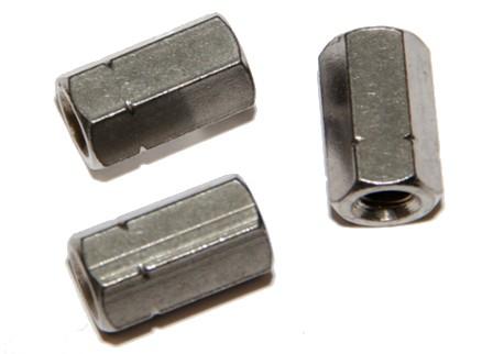 DIN 6334 - spojovací (prodlužovací), A2
