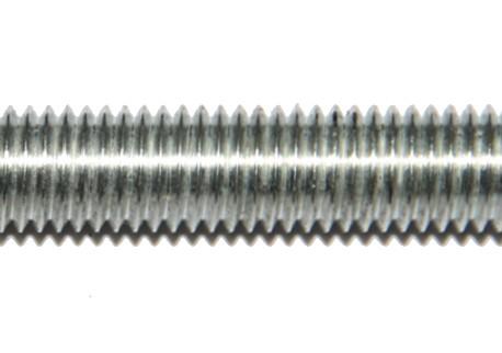 DIN 975 - levý závit, pevnost 4.8, zinek, bez PÚ