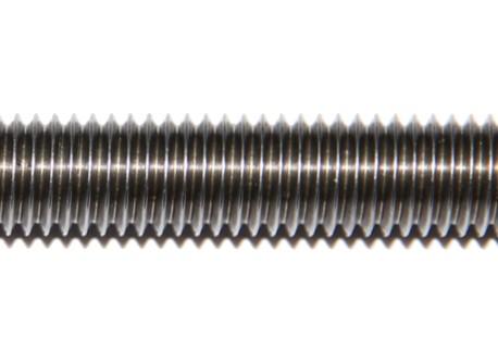 DIN 975 - levý závit, A2