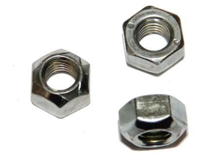 DIN 980 - samojistná, jemný závit, zinek