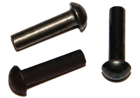 DIN 660 - půlkulatá hlava, ocelové bez PÚ
