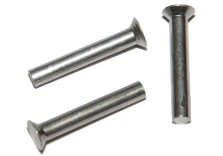 DIN 661 - zápustná hlava, hliníkové (Al)
