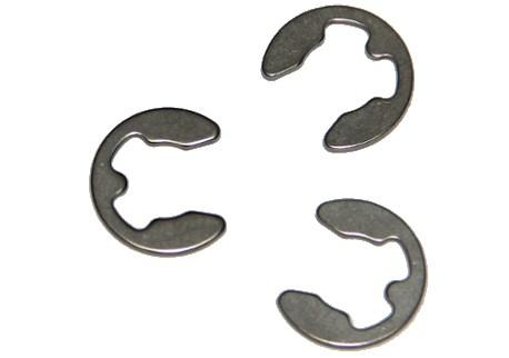 DIN 6799 - třmenový kroužek, A2
