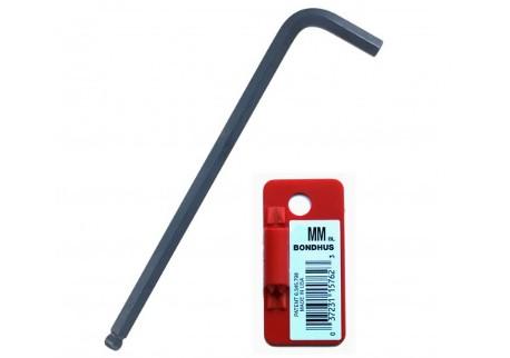 Imbus L-klíč s kuličkou, BONDHUS