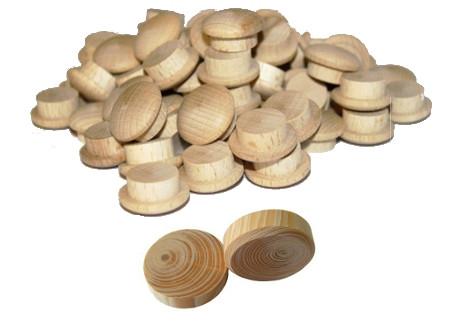 Zátky dřevěné