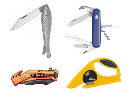 Nože kapesní, na lino, na polystyren