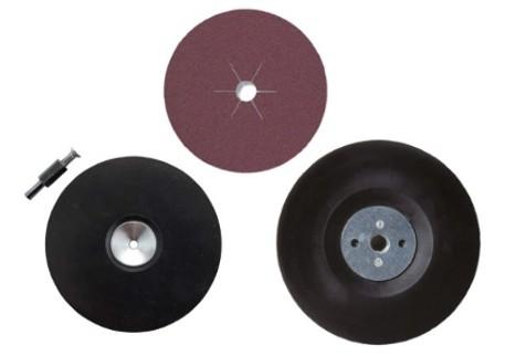 Kruhové výseky - vulkanfíbrové, podložné talíře