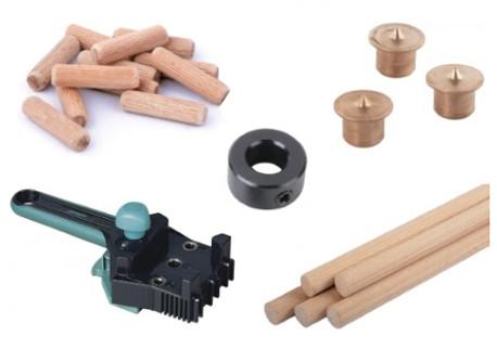 Spojování dřeva a dřevěné kolíky