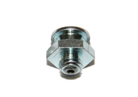 Mazací hlavice DIN 3404A, ploché, zinek