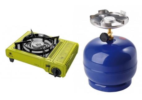 Vařiče plynové